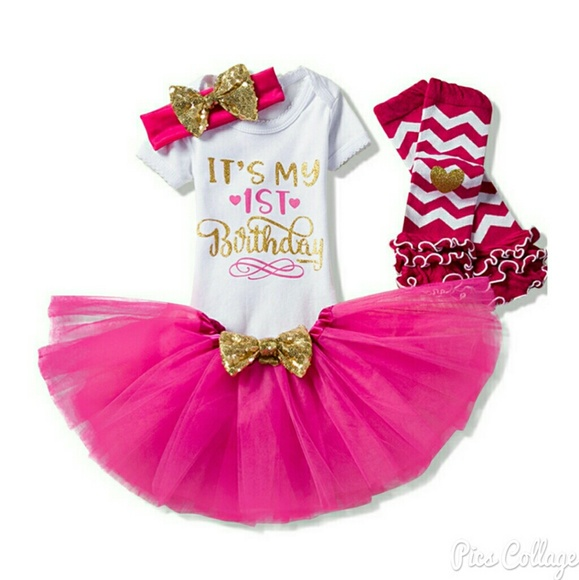 Its My 1st Birthday Outfit